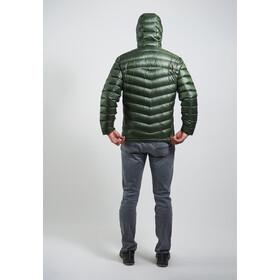 Y by Nordisk Payne Hooded Down Jacket Men, blaf/scar
